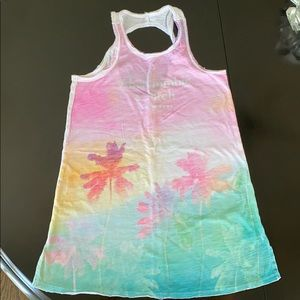 Abercrombie kids cover up dress